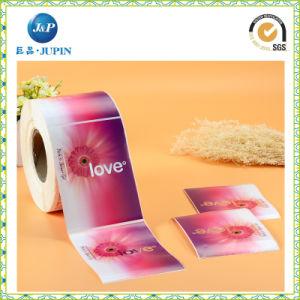 2016waterproof PVC Label Sticker, Customized Sticker, Custom Logo Sticker Printing (JP-S135) pictures & photos