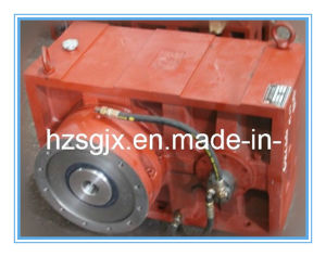 Transmission Device (ZLYJ) Single Screw Gearbox Plastic Speed Reduction pictures & photos