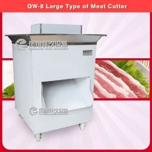Qw-8 Large Type Meat Cutter, Ham Cutting Machine pictures & photos