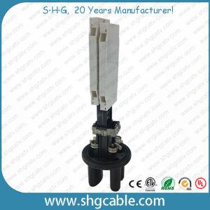 24 Splices Dome Fiber Optic Splice Closure (FOSC-D09) pictures & photos