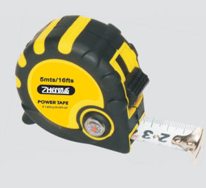 Standard 5m ABS Steel Measuring Tape Good Tape Measure pictures & photos