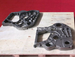 Sand Casting, Iron Casting, Kw Line Casting, Flywheel-Housing Parts, Jcb Casting Parts pictures & photos