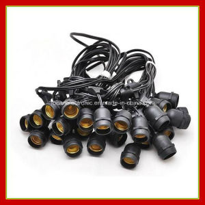 Commerical LED Socket String Light Cord Kit pictures & photos