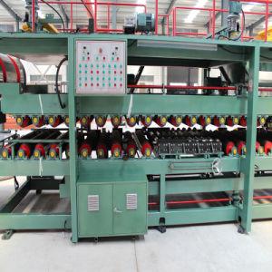 Discontinuous EPS/Rock Wool Sandwich Panel Machine Production Line
