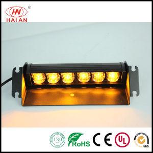 Visor Flash Lightbar Emergency Warning Strobe Split Mount Deck Dash LED Light pictures & photos