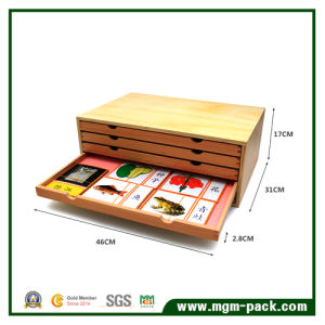 Montessori Promotional Inlaid Panels Wooden Toy for Kids pictures & photos