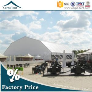 Big 50X80m Clear Span Outdoor Wind Resistant Exhibition Polygon Tent for Sale pictures & photos