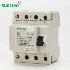 F360 Circuit Breaker ELCB Switch pictures & photos