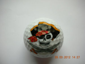 Logo Branded Promotional Trainning Golf Ball pictures & photos