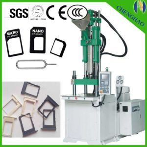 Mobile Phone Plastic SIM Card Connector Injection Molding Machine