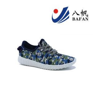 2016 Newest Men′s Canvas Shoes (BFJ-420415) pictures & photos