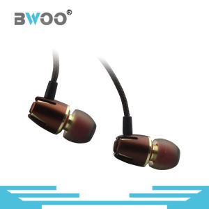 Bwoo-Hot-Selling Metal Stereo Best in-Ear Earphone Hight Level pictures & photos
