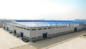Customized Prefabricated Steel Structure Warehouse pictures & photos