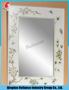 6mm Silver Mirror/3mm Aluminium Mirror/Decorative Mirrorbuilding Mirror with ISO pictures & photos