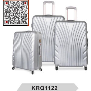 ABS 3piece Hard Shell Travel Trolley Luggage Bags pictures & photos