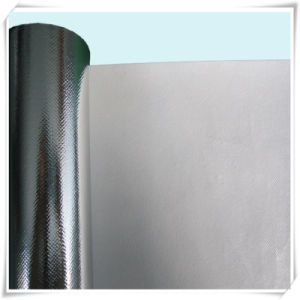 Aluminum Foil Coated Non Woven Heat Insulation Sheet pictures & photos