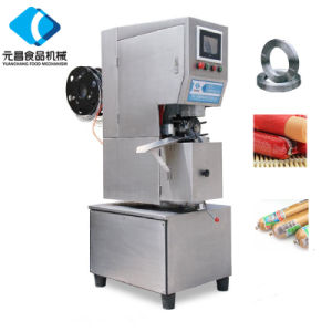 Mechanical Great Wall Sausage Clipper Punch Machine pictures & photos