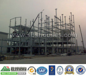 Multi Story Steel Structure Workshop/Warehouse/Office Building pictures & photos