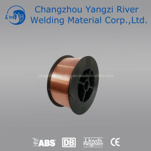 En G3sil CO2 Solid Welding Wire 0.6mm with Plastic Spool