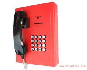 Koontech Tunnel Telephone Public Telephonewaterproof Telephone Knzd-27 GSM-C pictures & photos