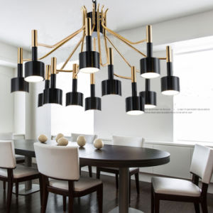 Fashion Design Modern Indoor LED Pendant Chandelier Lighting for Restaurant pictures & photos