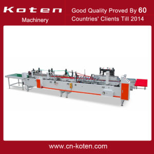 PVC Box Folder Gluer Machine pictures & photos