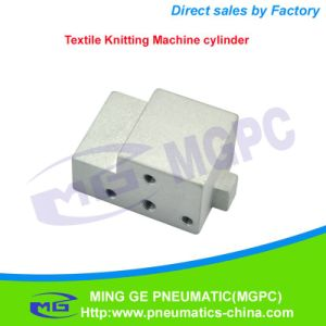 Knitting Machine Parts Aluminum Holding Base for Knitting Machine