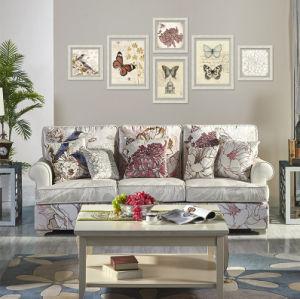Latest 2016 Home furniture Cheap L Shape Sofa pictures & photos