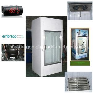 Indoor Glass Door Ice Merchandiser pictures & photos