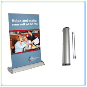 Counter Retractable Banner Stand (A3) pictures & photos