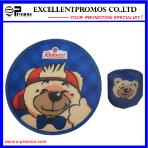 Advertising Foldable Nylon Frisbee with Pouch (EP-F58404) pictures & photos