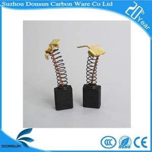 Carbon Brushes for Power Tools Motor pictures & photos