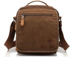 Canvas Casual Messenger Shoulder Crossbody Bag Sh-16050915 pictures & photos