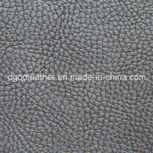 Good Aging Resistant Artificial Leather Qdl-50206 pictures & photos
