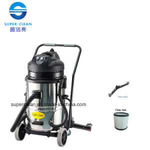 60L Wet and Dry Vacuum Cleaner with Squeegee pictures & photos