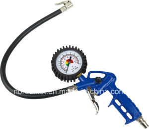 Tire Pressure Gun (Blue) pictures & photos