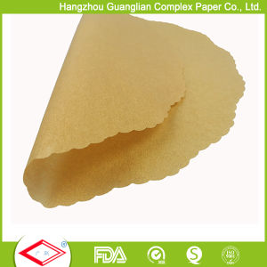 Vegetable Oven Safe Siliconized Non-Stick Parchment Paper for Cooking pictures & photos