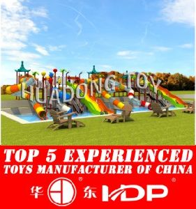 Hot Sell! 2016 Amusement Park Equipment Water Slide for Sale HD15b-097A pictures & photos