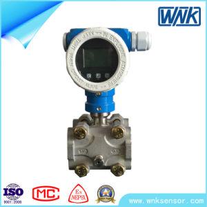 Industrial Gas Liquid Steam Differential Pressure Transducer pictures & photos