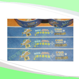 Entertainment Tyvek Customed Cheap Party VIP Paper Wristbands (E3000-1-11) pictures & photos