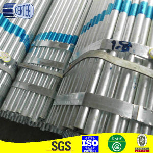 Hot Dipped Galvanized Steel Round Pipe for Cold Water pictures & photos