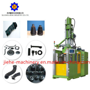 Vertical High Speed Silicone Rubber Injection Vulcanizing Machine for Grommets Made in China pictures & photos