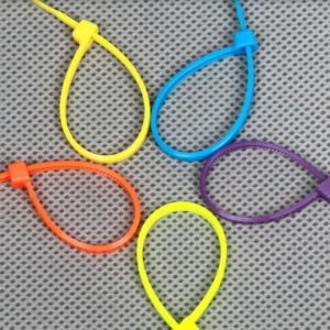 """Cable Tie, Self-Locking, 4.8*400 (153/4"""" inch) pictures & photos"""