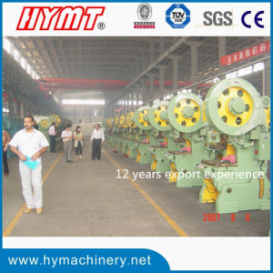 Mechanical C-Frame Punching power Press machine pictures & photos