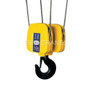 Hoist Hook Bottom 4/2 Falls pictures & photos