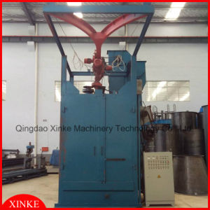 Hanger Type Shot Blasting Machine for LPG Cylinder pictures & photos