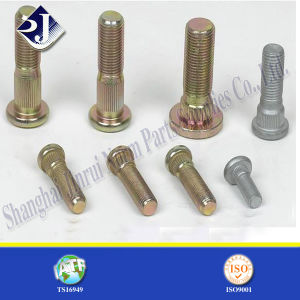 SGS Wheel Hub Bolt with Grade 10.9 for Auotmobile pictures & photos