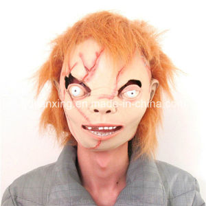 Halloween Horror Latex Chucky Doll Mask pictures & photos