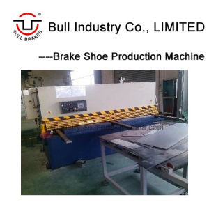 Brake Shoe Making Machine for Steel Cutting with High Efficiency pictures & photos