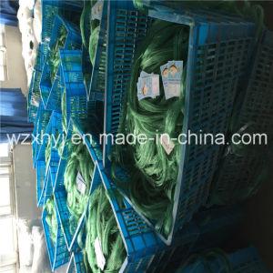 0.27mm X 53mmsq Green PA6 Nylon Monofilament Fishing Net pictures & photos